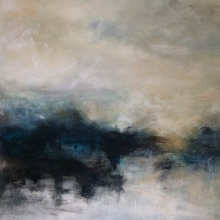 Chasing the Dream 90cm x 90cm