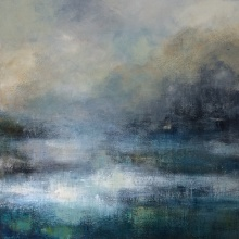 Blue Lagoon 91cm x 93cm